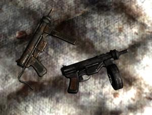 Pistolet maszynowy 9mm Vance'a