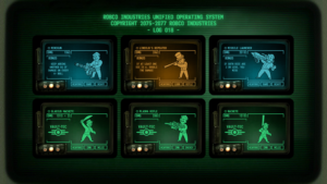 Fallout: Adventures - przykładowe karty